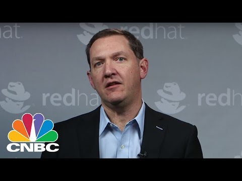 Red Hat CEO: Bouncing Back? | Mad Money | CNBC
