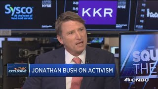 Watch CNBC's full interview with former Athenahealth CEO Jonathan Bush