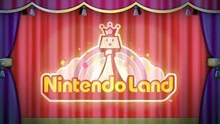 Wii U Longplay [004] Nintendo Land