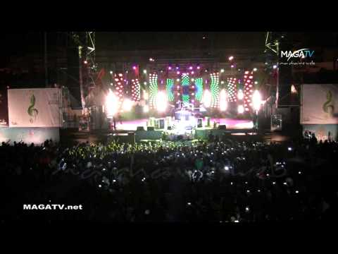 Saad Lamjarrad 'Enty Baghya Wahed' Festival Timitar Agadir 2014