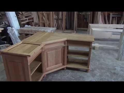 видео: Мебель своими руками. Витрина.3