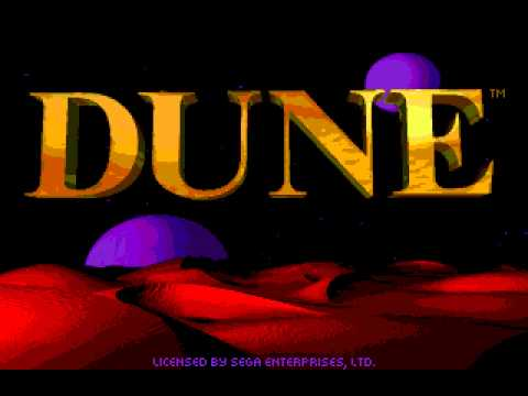 Dune - Soundtrack (Mega CD)
