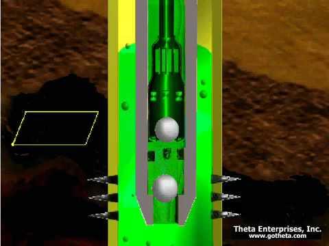 Levantamiento Artificial. Bombeo Mecánico. Bomba De Fondo