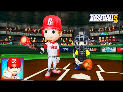 Baseball 9 Top Sports Games For Android Mobile 2019 High-quality Graphics HD Let's Play & Watch