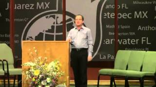 2015 Bible Conference Greg Mitchell Tuesday AM - The Door Christian Fellowship El Paso Texas