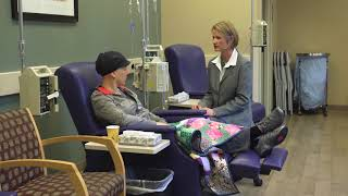 Treating Lung Cancer: The Medical Oncologist