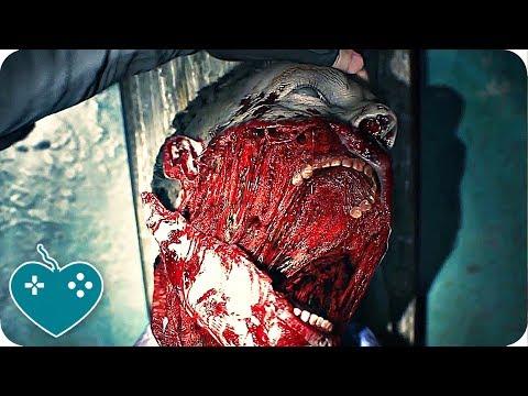 Resident Evil 2 Remake Gameplay (2019) E3 2018