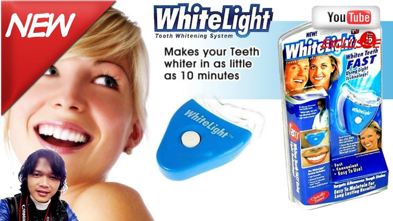 Whitelight Pemutih Gigi Heri Dwi Purnomo Youtube