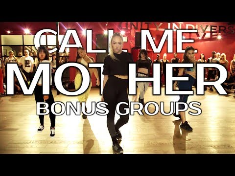 Call Me Mother BONUS GROUPS - RuPaul | Brian Friedman Choreography | Millennium