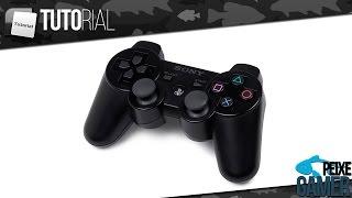 SCP Server | Como usar Controle de PS3 no PC | Sem Motioninjoy