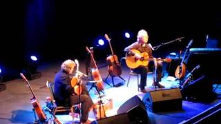Andy Irvine & Paul Brady- The Blacksmith- Vicar Street 2011