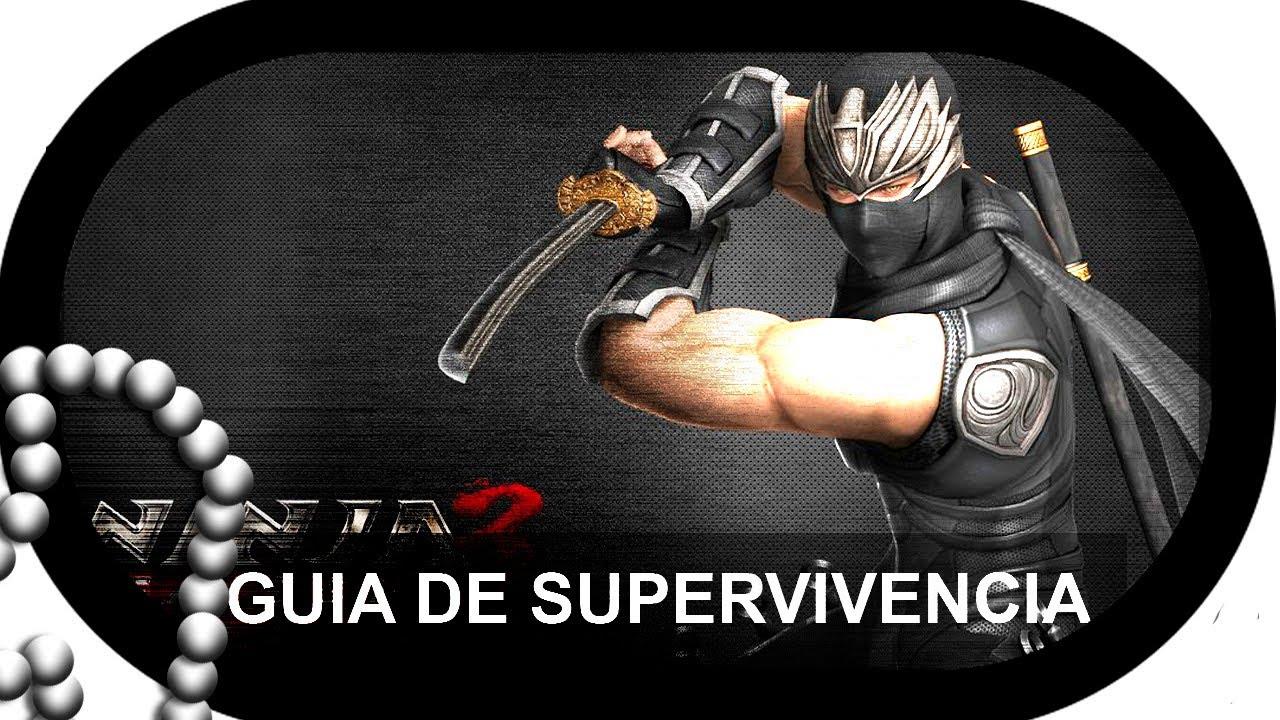 Ninja Gaiden 3 Razor´s Edge-Guia-Armas,Habilidades,Ninpo-Ep.1 - YouTube