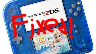 3DS/2DS Touch Screen Issue Fix!
