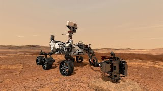 #EZScience Episode 9 Part 2: Mars Perseverance Rover Will Look for Signs of Ancient Life