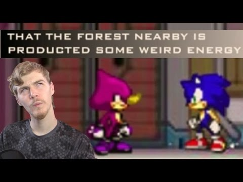 Let's Play Sonic Flash Games #2: What Is Grammar!?