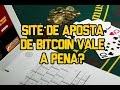 Sites de apostas que aceitam bitcoin - Vale a pena?