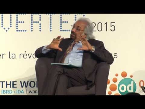 IODC15: Open Data Around The World