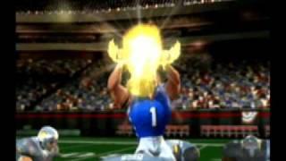 NFL Blitz 2002 Victory Movie