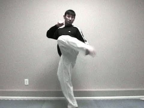 Martial Arts Speed Training with