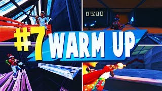 TOP 7 Best WARM UP Creative Maps In Fortnite | Fortnite Warm Up CODES
