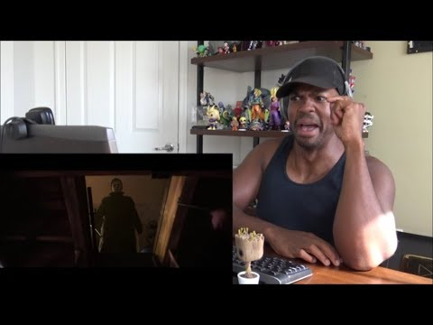 HALLOWEEN Trailer #2 - REACTION!!!