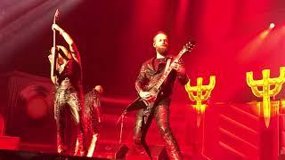 Judas Priest - Freewheel burning ( Live au Centre Vidéotron, à Québec le 30-08-2018)