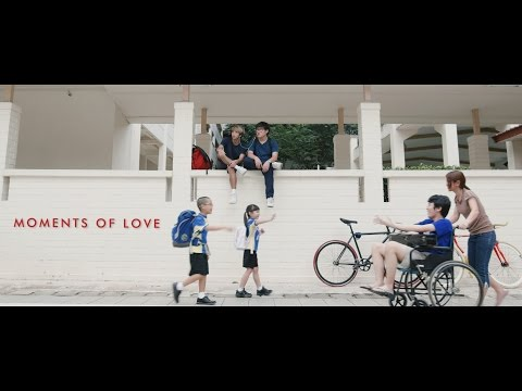 My Singapore 2014 Moments of Love by Lorraine Tan 陈莉芯 (In celebration of National Day NDP 2014)