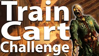 Warning: Worst Challenge Ever - Shadows of Evil: Train Only Challenge (Black Ops 3 Zombies)