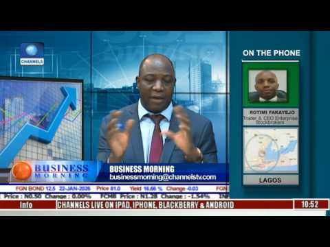 Business Morning: Equities Market Review 01/03/17