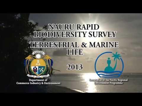 Nauru BIORAP - Part 1