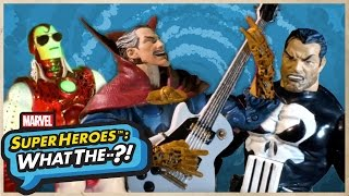 Marvel Super Heroes: What The--?! The Incredible Drive Part Four
