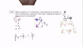 ЕГЭ по физике 2012 год. Задание А4
