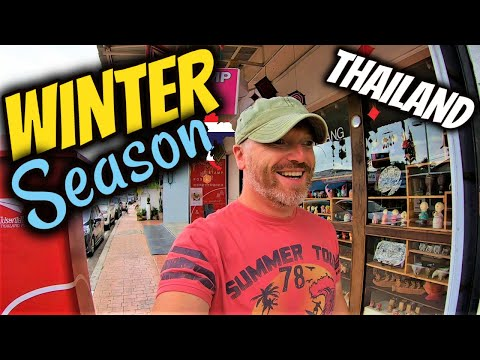 Thailand Winter Season | Cooler Days in Chiang Mai