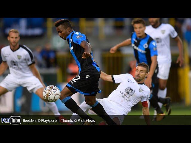 2017-2018 - Jupiler Pro League - 02. Club Brugge - AS Eupen 3-1
