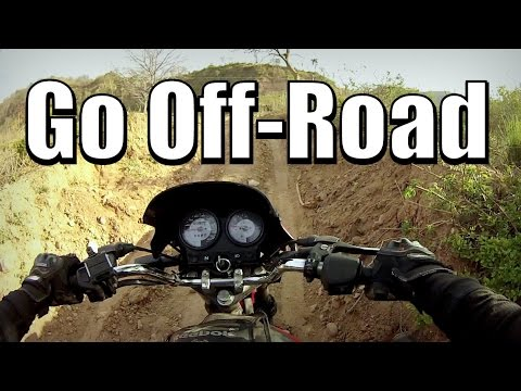 Want to connect with nature? Go OFF-ROAD/Indian Motovloger/Motorcycle ride/Chandigarh