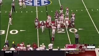 Texas A&M vs Arkansas 2018 - Highlights