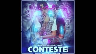 Conteste  Nicky Jam Ft El Sica  Musi 2014