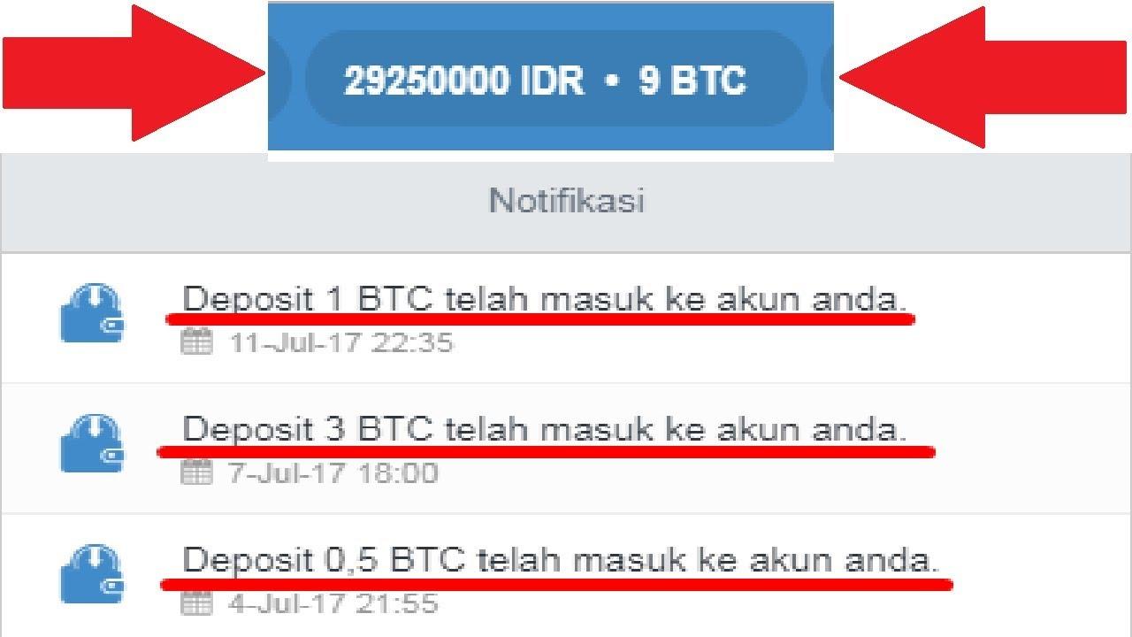 Cara dapat 1 bitcoins us pga betting tips 2021