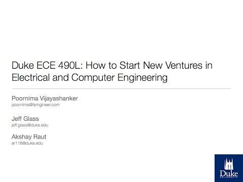 Lecture 16: Product Pricing - Duke ECE 490L