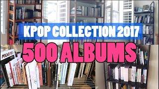 2017 Kpop Album Collection (500+ Albums!)