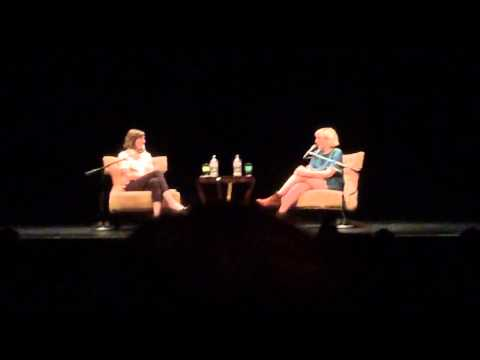 Lena Dunham & Carrie Brownstein LIVE in Portland (Part 3) - Internet Trolls and Twitter Abuse