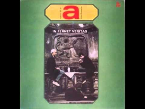 LP Přepis - Ladislav Straka & Miloš Dvořáček – In Fernet Veritas