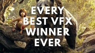 Every Best Visual Effects Winner. Ever. (1929-2017 Oscars)