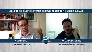 Entrevista con Óscar Feito