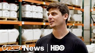 This Tech-food Startup Is Being Accused Of Buying It's Own Products (HBO) thumbnail