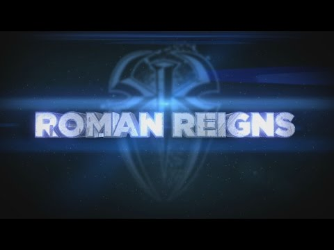 Roman Reigns Entrance Video