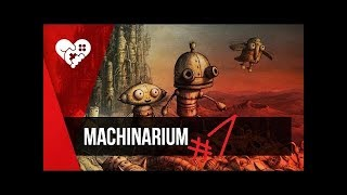 Machinarium полное прохождение [#1]