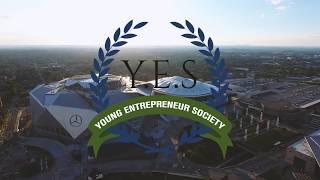 Young Entrepreneur Society Brand Video  Sade Kay. Creates
