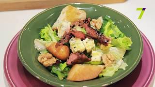 Вкусные праздники: салат