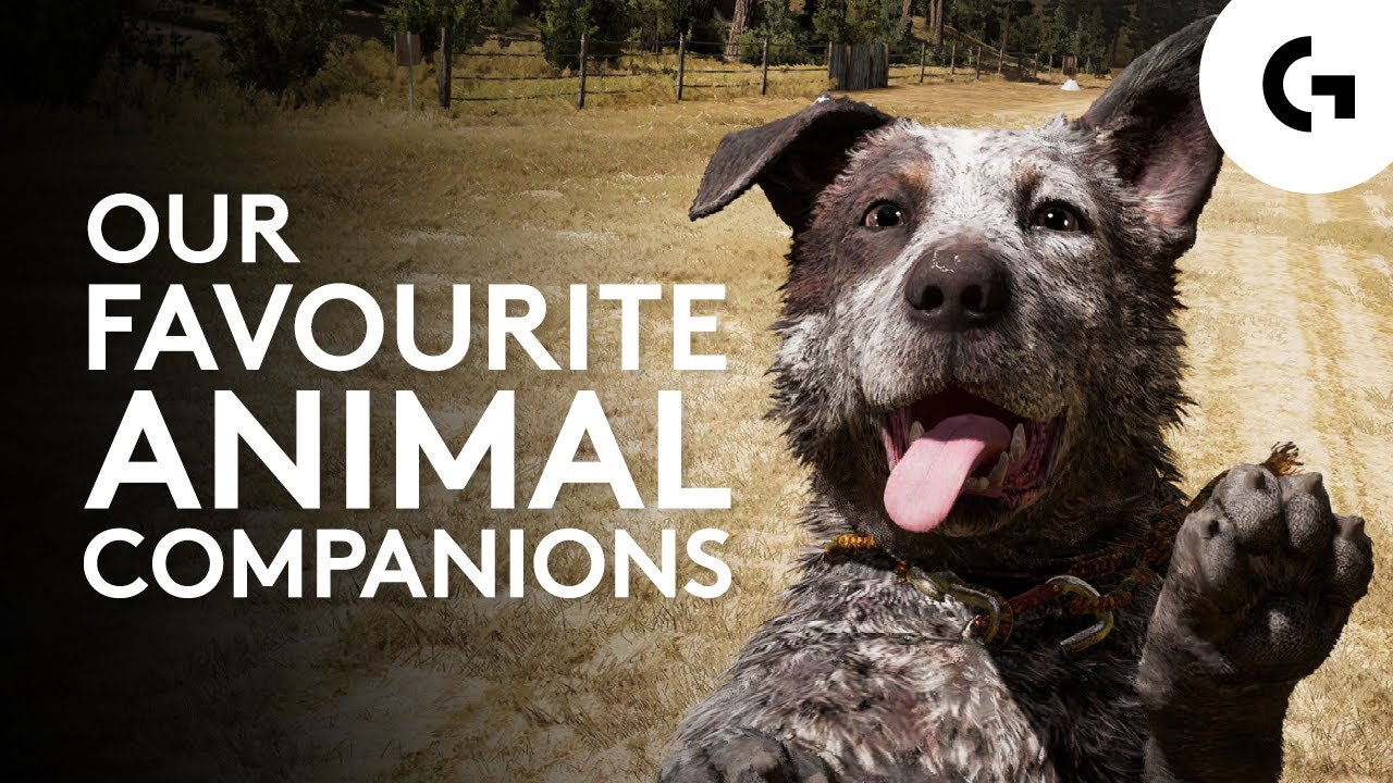 Best Animal Companions In Gaming [Dogs! Horses! Nuclear Pigs!]